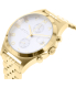 Marc by Marc Jacobs Women's Slim MBM3379 Gold Stainless-Steel Quartz Watch - Side Image Swatch