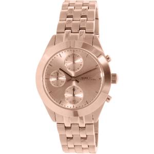 Marc by Marc Jacobs Women's Peeker MBM3394 Rose Gold Stainless-Steel Quartz Watch