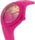 Marc by Marc Jacobs Women's X-Up MBM5538 Pink Silicone Quartz Watch - Side Image Swatch