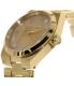 Michael Kors Women's Channing MK6152 Gold Stainless-Steel Quartz Watch - Side Image Swatch