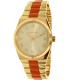 Michael Kors Women's Channing MK6153 Gold Metal Quartz Watch - Main Image Swatch