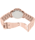 Michael Kors Women's Runway MK6163 Rose Gold Stainless-Steel Quartz Watch - Back Image Swatch