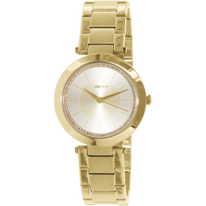 Dkny Women's Stanhope NY2286 Gold Stainless-Steel Quartz Watch