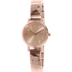 Dkny Women's Soho NY2308 Rose Gold Stainless-Steel Quartz Watch