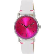 Dkny Women's Soho NY2317 Pink Leather Quartz Watch