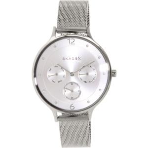 Skagen Women's Anita SKW2312 Silver Stainless-Steel Quartz Watch