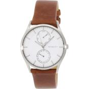Skagen Men's Holst SKW6176 Brown Leather Quartz Watch