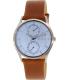 Skagen Women's Holst SKW6178 Brown Leather Quartz Watch - Main Image Swatch