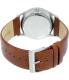 Skagen Women's Holst SKW6178 Brown Leather Quartz Watch - Back Image Swatch