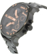 Diesel Men's Mr. Daddy DZ7312 Black Stainless-Steel Quartz Watch - Side Image Swatch
