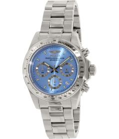 Invicta Women's Speedway 16655 Silver Stainless-Steel Quartz Watch