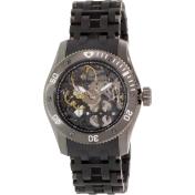 Invicta Men's Sea Spider 1263 Black Polyurethane Automatic Watch