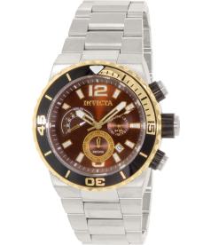 Invicta Men's Pro Diver 12994 Silver Stainless-Steel Quartz Watch