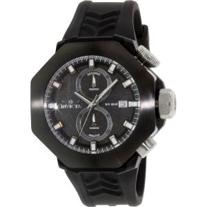 Invicta Men's I-Force 16914 Black Rubber Swiss Chronograph Watch