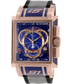 Invicta Men's Rally 11689 Multi Rubber Swiss Chronograph Watch