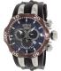 Invicta Men's Venom 13918 Black Silicone Swiss Chronograph Watch - Main Image Swatch