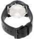 Movado Men's Bold 3600297 Black Resin Swiss Quartz Watch - Back Image Swatch