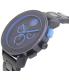 Movado Men's Bold 3600270 Navy Resin Swiss Quartz Watch - Side Image Swatch