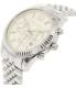 Michael Kors Men's Lexington MK8405 Silver Stainless-Steel Quartz Watch - Side Image Swatch