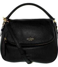 Kate Spade Women's Cobble Hill Devin Crossbody Leather Top-Handle Satchel