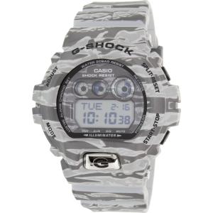 Casio Men's G-Shock GDX6900TC-8 Grey Plastic Analog Quartz Watch