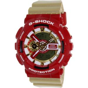 Casio Men's G-Shock GA110CS-4A Gold Resin Quartz Watch