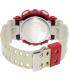 Casio Men's G-Shock GA110CS-4A Gold Resin Quartz Watch - Back Image Swatch