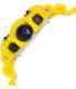 Casio Men's G-Shock GA400-9A Yellow Resin Quartz Watch - Side Image Swatch