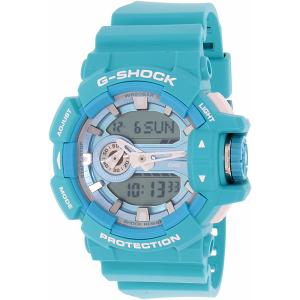 Casio Men's G-Shock GA400A-2A Blue Resin Quartz Watch