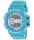 Casio Men's G-Shock GA400A-2A Blue Resin Quartz Watch - Main Image Swatch