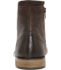 Kenneth Cole Men's Im-Prove Urself Ankle-High Canvas Boot - Back Image Swatch