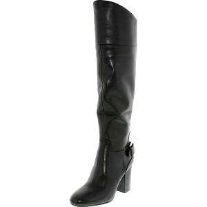 Vince Camuto Women's Sidney Knee-High Leather Boot