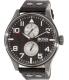 Hugo Boss Men's 1513086 Black Nylon Quartz Watch - Main Image Swatch
