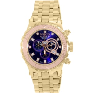 Invicta Men's Subaqua 14033 Gold Stainless-Steel Swiss Quartz Watch