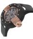 Invicta Men's Rally 17387 Black Rubber Swiss Quartz Watch - Side Image Swatch