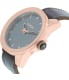 Nixon Men's Corporal A2432001 Rose Gold Leather Quartz Watch - Side Image Swatch