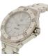 Tag Heuer Women's Formula One WAH1211.BA0861 Silver Stainless-Steel Swiss Quartz Watch - Side Image Swatch