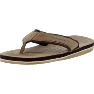 Bearpaw Men's Heath Ankle-High Synthetic Sandal
