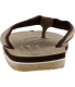 Bearpaw Men's Heath Ankle-High Synthetic Sandal - Back Image Swatch