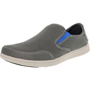 Bearpaw Men's Hunter Ankle-High Mesh Fashion Sneaker