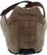 Bearpaw Women's Molly Ankle-High Suede Sandal - Back Image Swatch