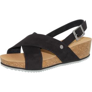 Bearpaw Women's Renee Ankle-High Suede Sandal