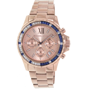 Michael Kors Women's Everest MK5755 Rose Gold Stainless-Steel Quartz Watch