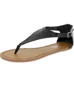 Xoxo Women's Garnet Ankle-High Synthetic Sandal