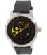 Puma Men's PU103851001 Black Rubber Quartz Watch - Main Image Swatch