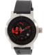 Puma Men's PU103851003 Black Rubber Quartz Watch - Main Image Swatch