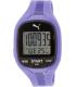 Puma Men's PU911141004 Purple Rubber Quartz Watch - Main Image Swatch