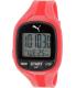 Puma Men's PU911141002 Red Rubber Quartz Watch - Main Image Swatch