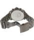 Diesel Men's Stronghold DZ4348 Gunmetal Stainless-Steel Quartz Watch - Back Image Swatch