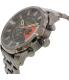 Diesel Men's Stronghold DZ4348 Gunmetal Stainless-Steel Quartz Watch - Side Image Swatch